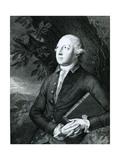 Thomas Pennant (1726-98) Giclee Print by Thomas Gainsborough