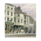 The Boars Head Inn, King Street, Westminster, 1858 Giclee Print by Thomas Hosmer Shepherd