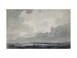 Moorland View, C.1800 Giclee Print by Thomas Girtin