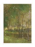 Wood Giclee Print by Thomas Ludwig Herbst