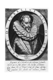 Henri De Lorraine, Duc De Guise Giclee Print by Thomas de Leu