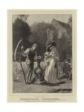 Tempus Fugit Giclee Print by Thomas Davidson