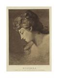 Musidora Giclee Print by Thomas Gainsborough
