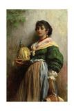 Rosa Siega, 1876 Giclee Print by Sir Samuel Luke Fildes