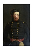 Portrait of General George Cadwalader, 1878 Giclee Print by Thomas Cowperthwait Eakins