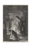 The Waefu' Heart Giclee Print by Thomas Duncan