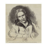 Portrait of Wilberforce Giclee Print by Thomas Lawrence