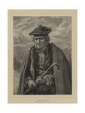 Duncan Mctavish Giclee Print by Thomas Faed