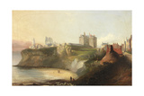 Percy Bay, Tynemouth Giclee Print by Thomas Miles Richardson
