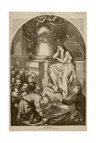 Pardon, from Harper's Weekly, August 5, 1865 Giclee Print by Thomas Nast