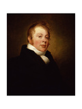 Portrait of William Warren, 1808 Giclee Print by Thomas Sully