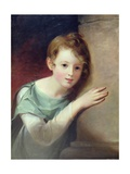 Elizabeth Wignall, 1814 Giclee Print by Thomas Sully