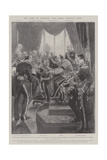 The Duke of Cornwall and York's Colonial Tour Giclee Print by Thomas Walter Wilson