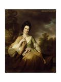 Mrs Drewry Ottley, 1768 Giclee Print by Tilly Kettle