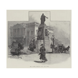 The United Service Club, Pall Mall Giclee Print by Thomas Walter Wilson