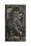 The Standard Bearer of Unterwalden, 1521 Giclee Print by Urs Graf