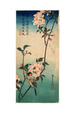 Kaido Ni Shokin Giclee Print by Utagawa Hiroshige