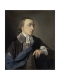 William, Later Dr Vyse, 1762 Giclee Print by Tilly Kettle