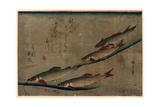 Ayu Zu Giclée-Druck von Utagawa Hiroshige