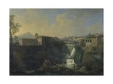 A View of Tivoli, C.1750-55 Giclee Print by Thomas Patch