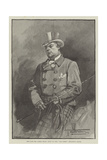 The Late Mr James Selby, Whip of the Old Times Brighton Coach Giclee Print by Thomas Walter Wilson