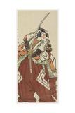 Ichikawa Komazo III as Shinozuka Goro, 1794 Giclee Print by  Toshusai Sharaku