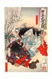 Yamato Takeru No Mikoto Giclee Print by Tsukioka Yoshitoshi