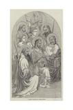 Saints Giclee Print by Taddeo Gaddi