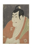 Ichikawa Ebizo as Takemura Sadanoshin, May 1794 Giclee Print by  Toshusai Sharaku