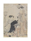 Irie, 1783 Giclee Print by Torii Kiyonaga