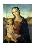 Madonna and Child, C.1500 Giclee Print by Tiberio D'assisi
