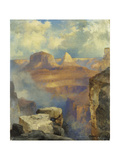 Grand Canyon, 1916 Giclee Print by Thomas Moran