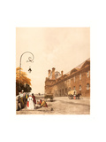 Pavillon De Flore, Tuileries, 1839 Giclee Print by Thomas Shotter Boys