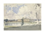 Versailles Giclee Print by Thomas Shotter Boys