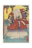 Kiichi Ho Gen, 1847-1852 Giclee Print by Utagawa Kunisada