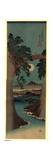 Koyo Saruhashi No Zu Giclee Print by Utagawa Hiroshige