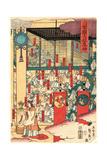 Izumo No Kuni Taisya[] Giclee Print by Utagawa Sadahide