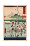 Sagamigawa Giclee Print by Utagawa Hiroshige