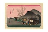 Mariko Giclee Print by Utagawa Hiroshige