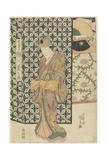 The Actor Segawa Kikunojo as Sugikane, C. 1808-1829 Giclee Print by Utagawa Kunisada