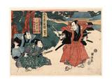 Yodanme Giclee Print by Utagawa Kuniyasu
