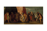 Judith Received by Holofernes Giclee Print by  Veronese