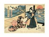 Nidanme Giclee Print by Utagawa Kuniyasu