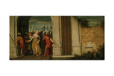 Judith Leaving Bethulia Giclee Print by  Veronese