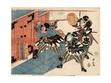 Juichidanme Giclee Print by Utagawa Kuniyasu
