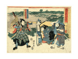 Rokudanme Giclee Print by Utagawa Kuniyasu