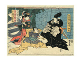 Shodan Giclee Print by Utagawa Kuniyasu