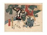 Godanme Giclee Print by Utagawa Kuniyasu
