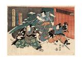 Taibi Giclee Print by Utagawa Kuniyasu