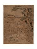 Takasago Giclee Print by Utagawa Toyoharu